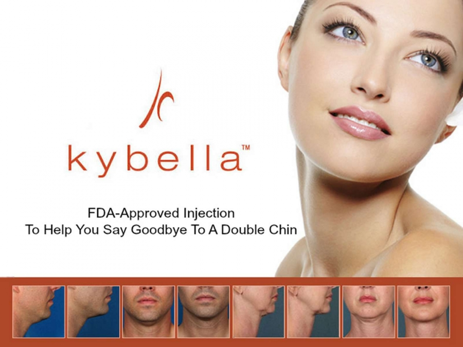 FDA-approved Injection to get rid of a double chin