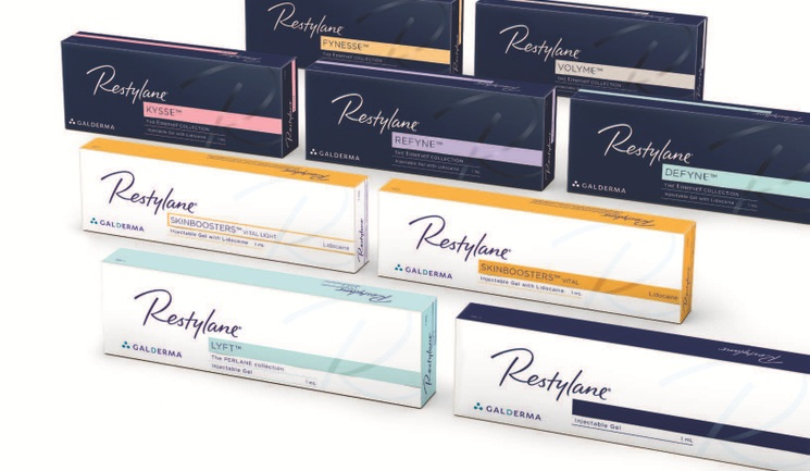 Restylane Boxes